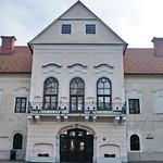 Castle Lužnica - Marijin Dvor castle