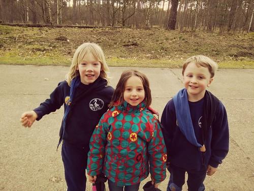 Scoutskamp Sientje, Myrddin en Ada