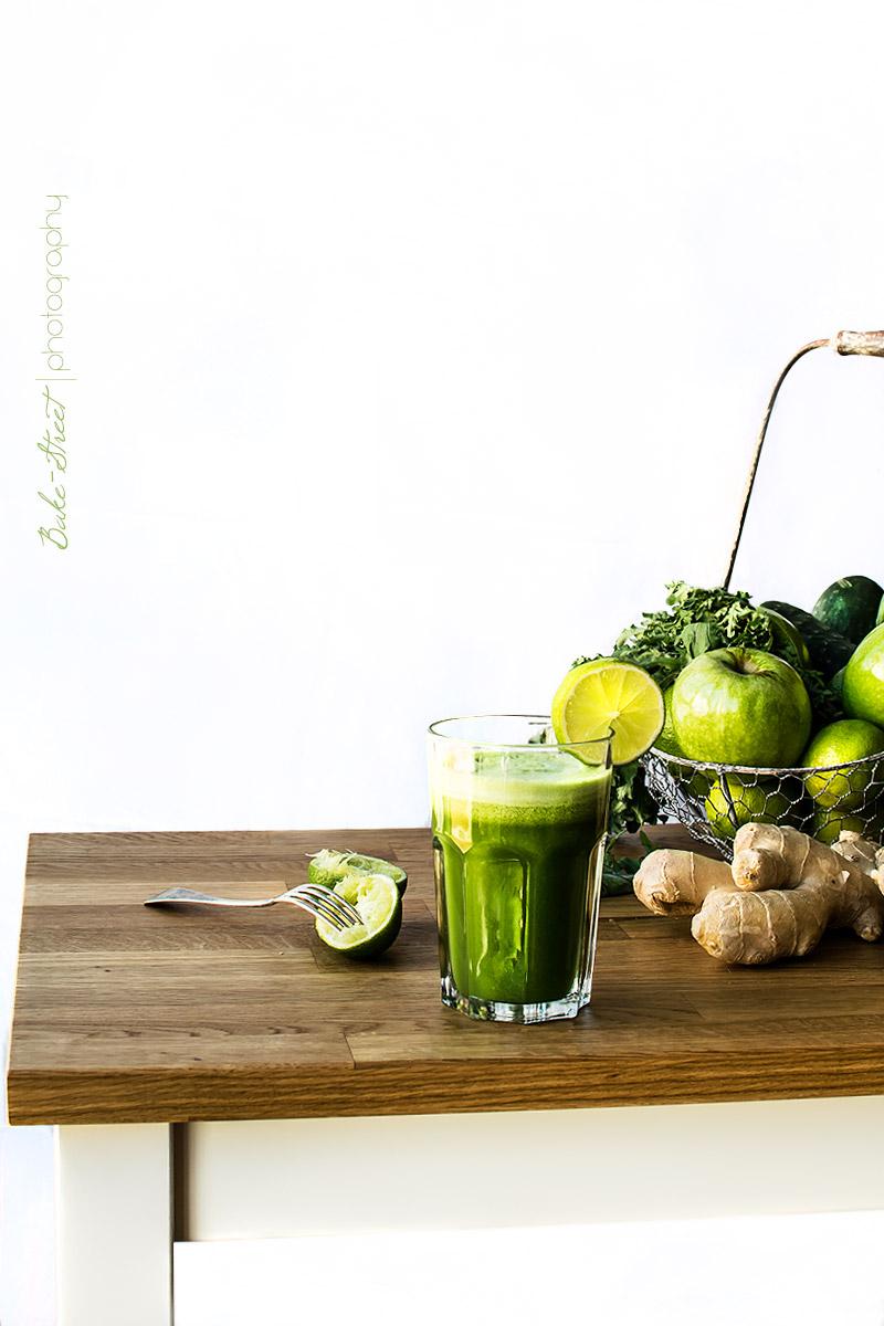 Batido Green Detox