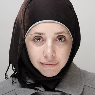 Refugee portrait #18