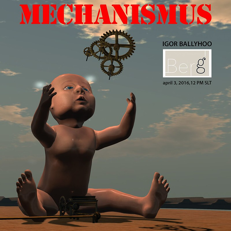 MECHANISMUS by Igor Ballyhoo