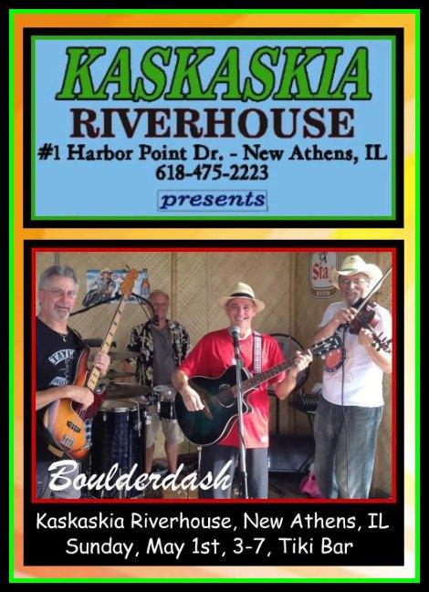 Kaskaskia Riverhouse 5-1-16