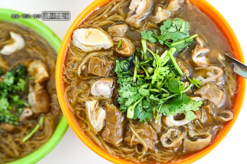 三重小吃,三重麵線,新北市麵線 @陳小可的吃喝玩樂