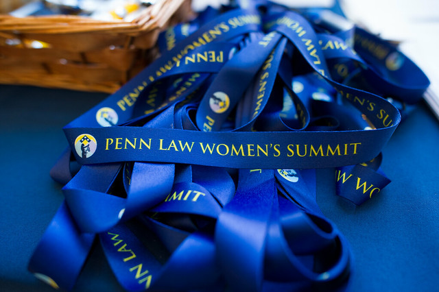 Penn Law Women's Summit 2016