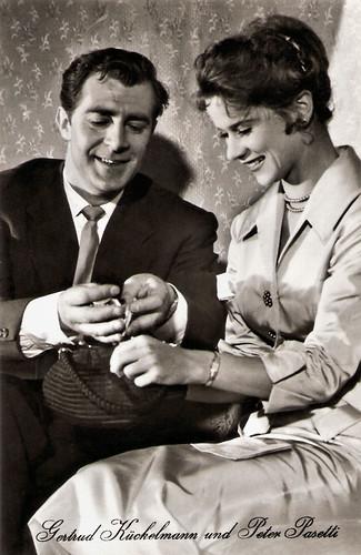 Gertrud Kückelmann and Peter Passetti, Spielbank-Affäre (1957)