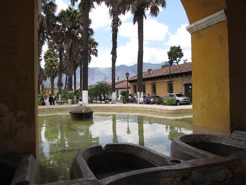 Antigua: ancienne laverie