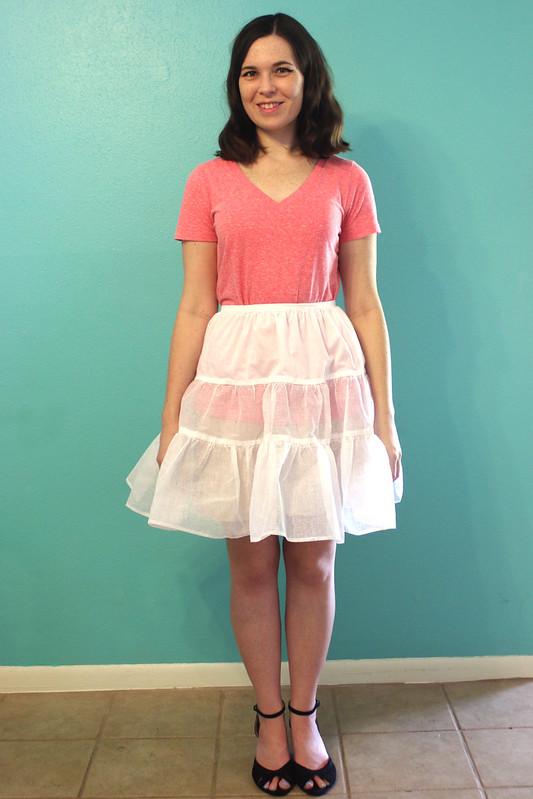 Small Crinoline Petticoat
