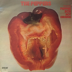 THE PEPPERS:THE PEPPERS(JACKET A)