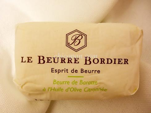 ボルディエバターの包み紙