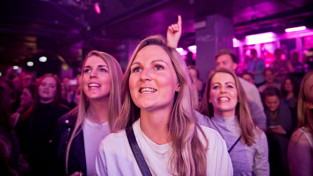 Publikum - Christine Live 2016