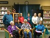 Leslie Sit 'n Knit group