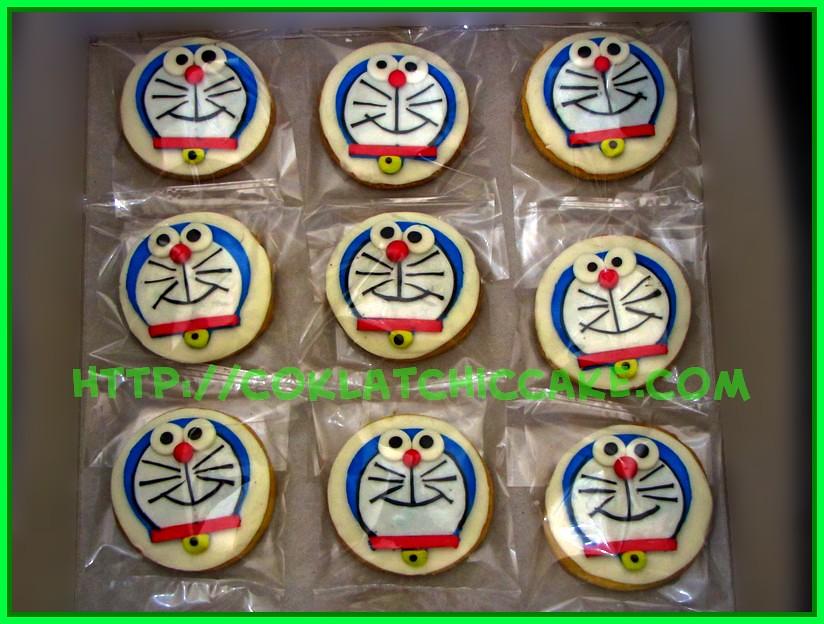 Cookies Doraemon
