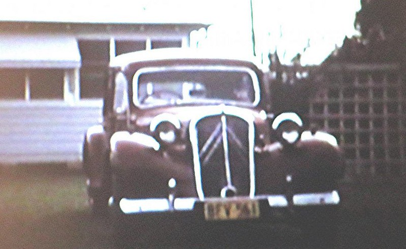 1954 Cit Lt15 at Narrabri in'73