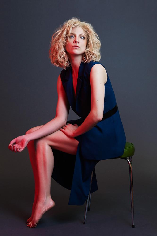 Натали Дормер — Фотосессия для «Crash» 2015 – 10