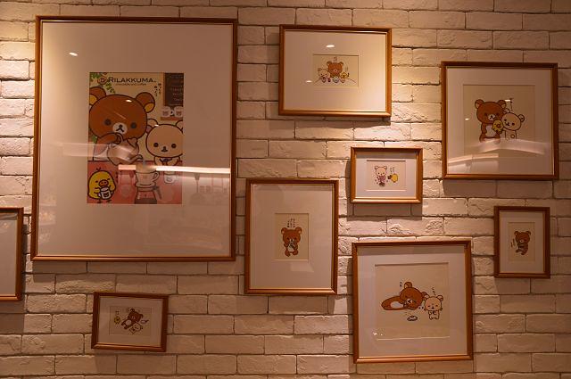 拉拉熊主題餐廳13