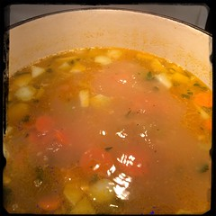 #homemade #ChickenSoup #CucinaDelloZio http://wp.me/P1K8PB-aX