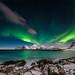 Aurora Borealis by steinliland
