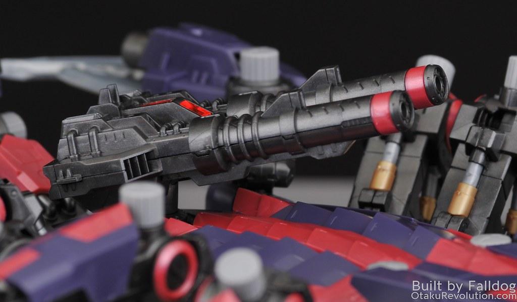 HMM Zoids - Death Stinger Review 21