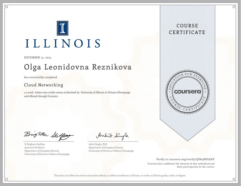 Coursera cloudnetworking 2016