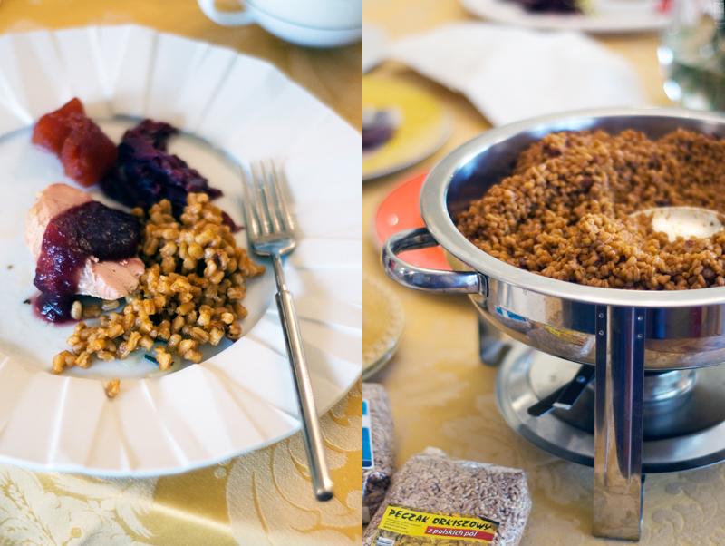 Cozinha Polaca, espelta e cevada