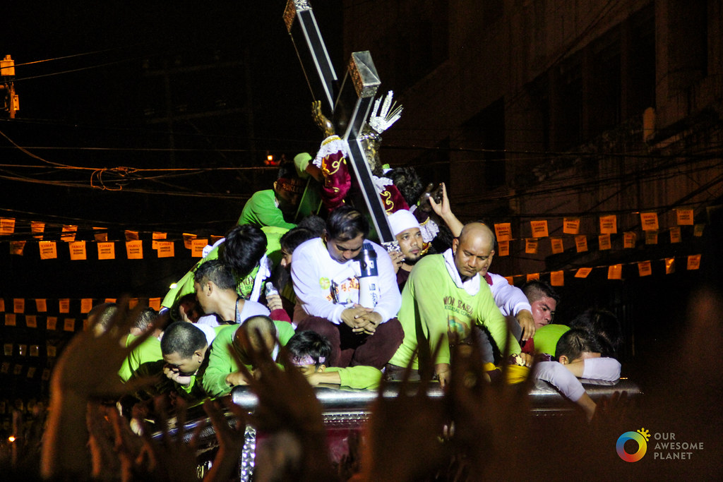 The Feast of the Black Nazarene: A Display of Pure Devotion