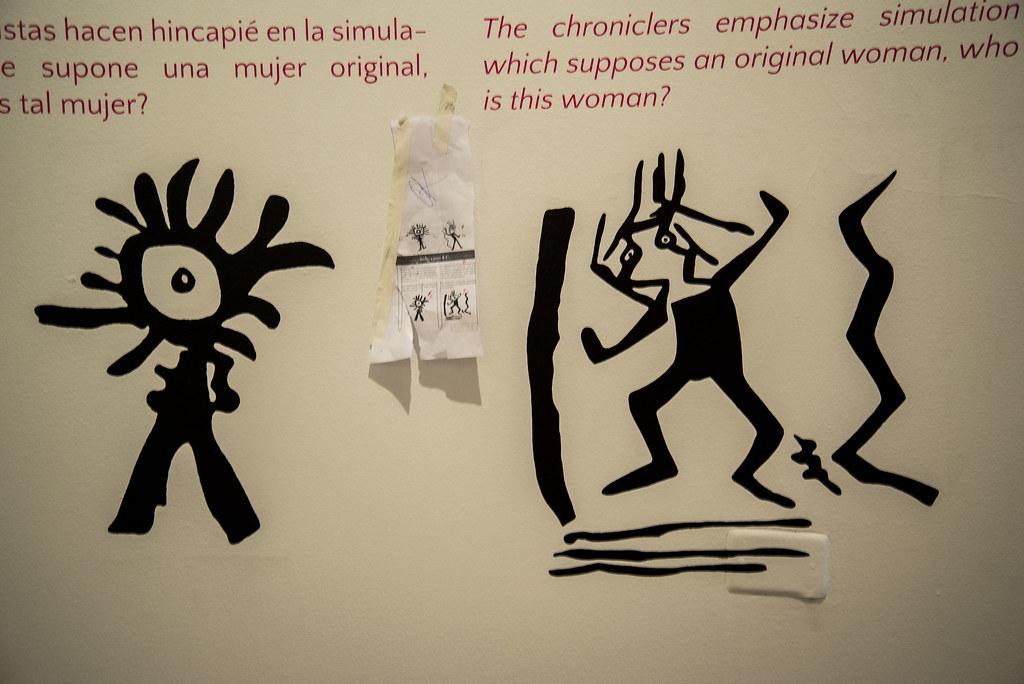 Montaje Museo Travesti del Per\xfa MDE15