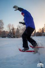 Snowhoe Jump