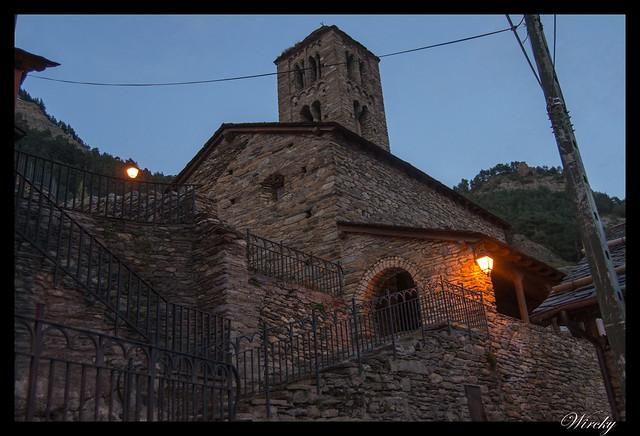 Iglesia Sant Climent de Pal Andorra