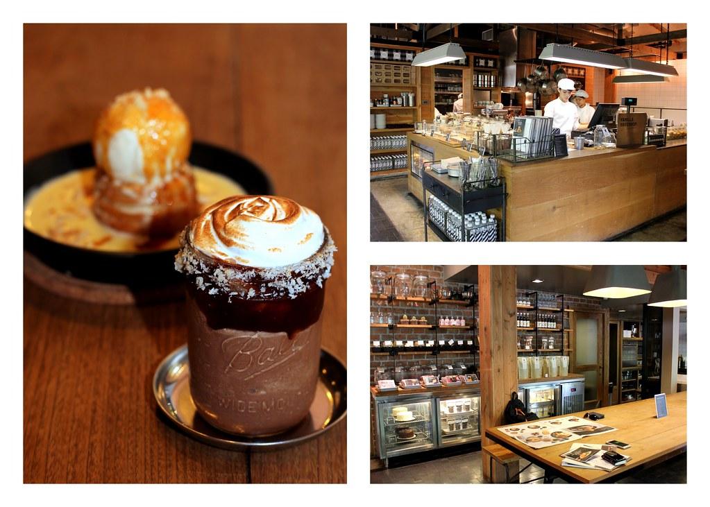 曼谷甜点:香草巴基肖普咖啡馆