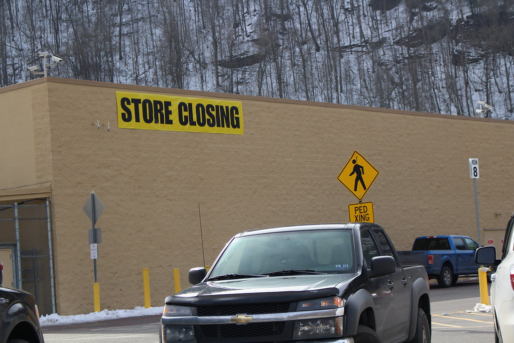 Walmart -- Kimball, West Virginia