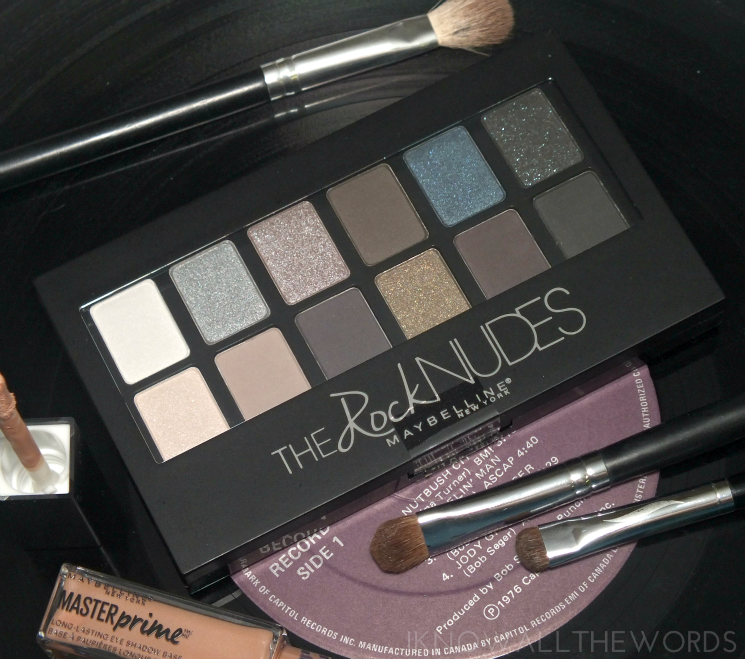 Maybelline The Rock Nudes Palette (2)