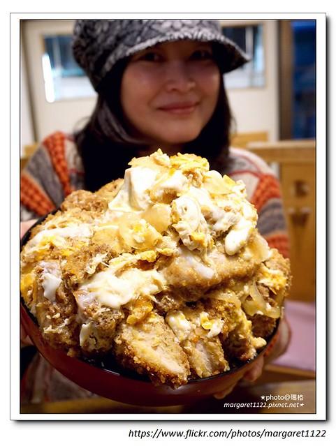 【日本福島美食】巨大豬排飯