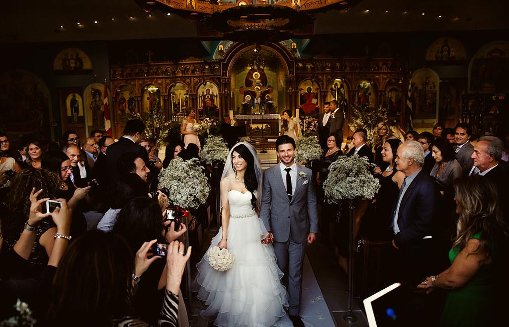 Greek wedding church ceremony   Amazing Greek Church wedding