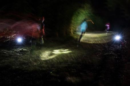 Noční stopa Valachy se uskuteční jako závod v terénním běhu