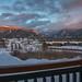 Grand Lake Sunset by dbushue
