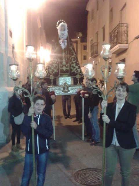 (2014-04-11) - V Vía crucis nocturno - Alberto Montesinos Villaplana (06)