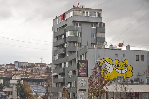 【写真】2015 東欧周遊 : プリシュティナ・市街地/2015-11-21/PICT5834