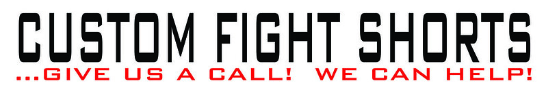 fight short banner