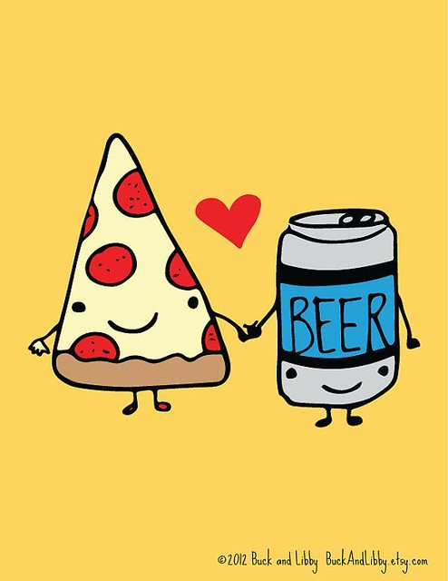 buck-libby-beer-and-pizza