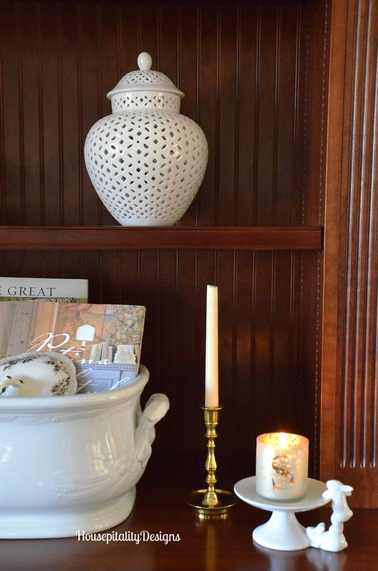 Ironstone Foot Bath - Housepitality Designs