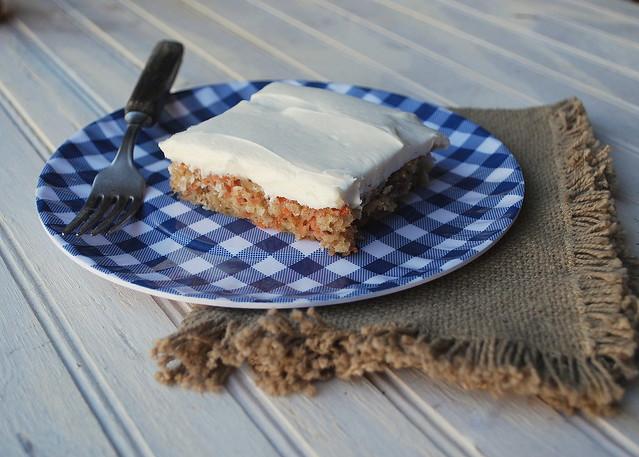 Carrot Cake Bars 2