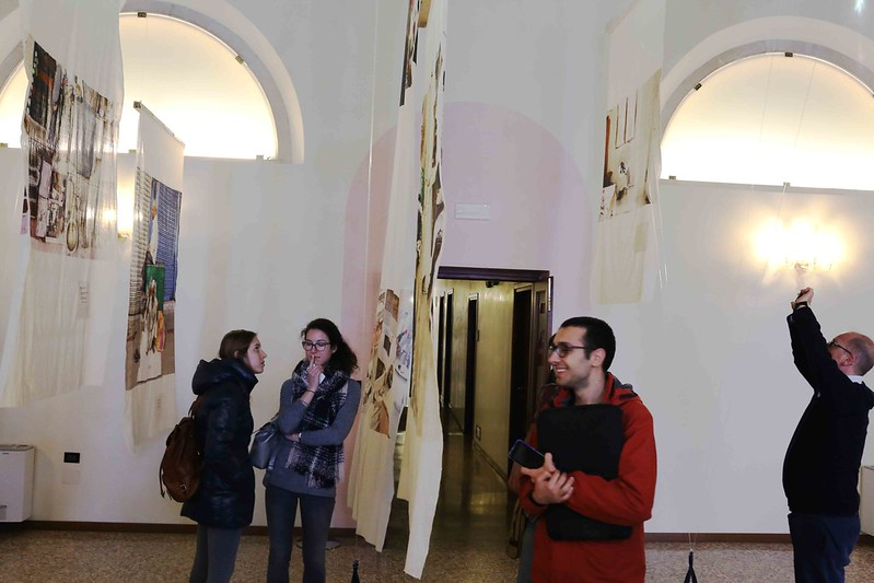 "Netherfield Ball – Tea Scandal in 'Somewhere in Delhi"", Venice"