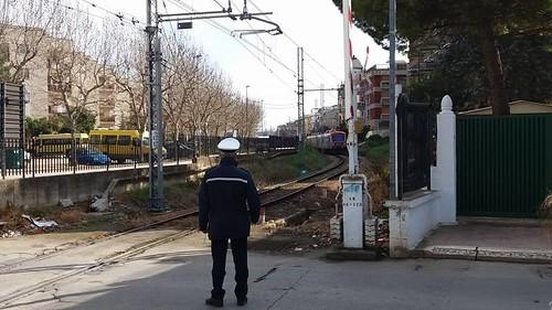 rutigliano semaforo treno 2