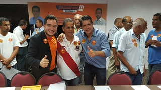 Encontro regional do Solidariedade em Araçatuba