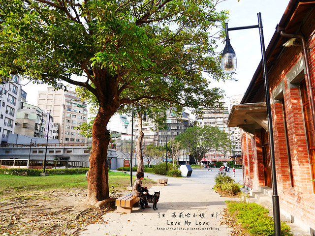 台北西門町一日遊景點推薦西本願寺古蹟 (14)