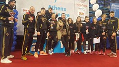 Το Fight Club Galatsi στο Athens Challenge 2016