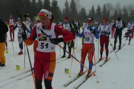 Velké finále domácí běžkařské sezony: mistrovství republiky a Hančův memoriál