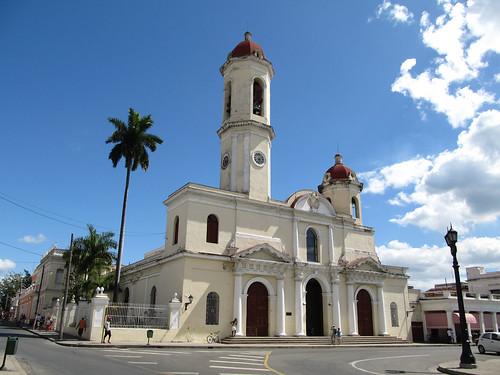 Cienfuegos: la Cathédrale de la Purísima Concepción
