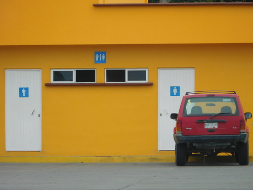 travel car yellow mexico driving forsale jeep toilet restroom vehicle fiat500 travelogue