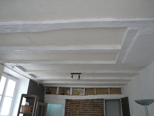 Undercoated beams 1